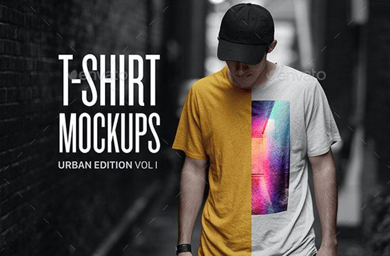 Download Urban T Shirt Mockup 25790524 Http Www Psdly Com 2020 05 Urban T Shirt Mockup 25790524 Html Shirt Mockup Urban Tshirt Web Themes