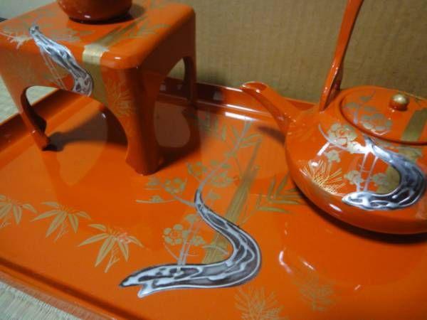 InJapan.ru — (...)... набор чашка... ... ... сосна... — просмотр лота