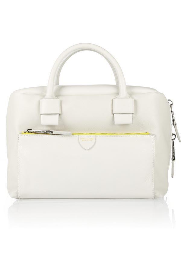 Blanco puro: El bolso it de las mujeres con estilo BOLSO ANTONIA DE MARC JACOBS