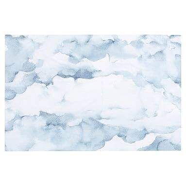 Watercolor Cloud Tapestry Watercolor Clouds Tapestry Clouds