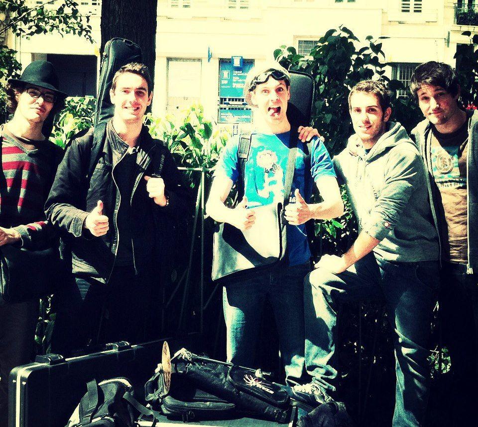 Photos groupe Spunky Monks || #band #rock