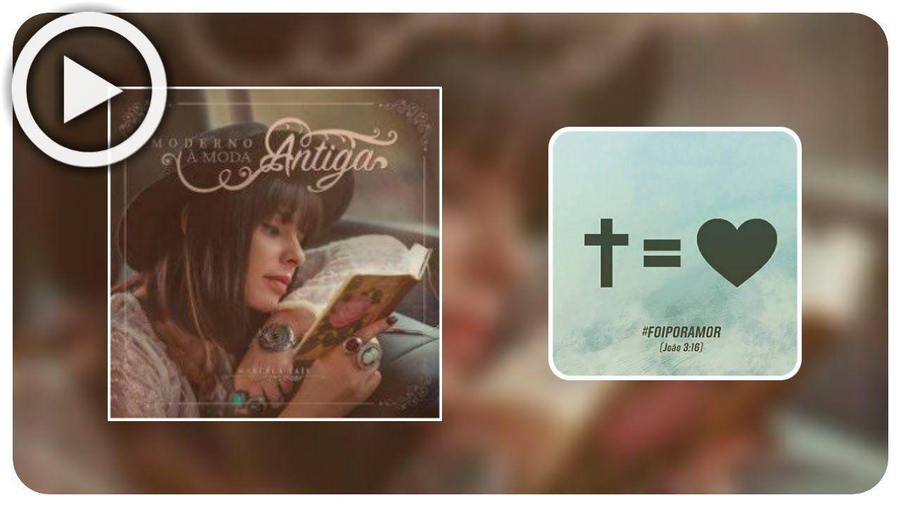 Cd Moderno A Moda Antiga Marcela Tais Completo Music Gospel
