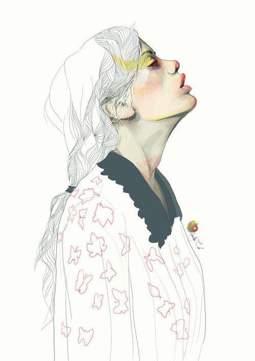 I love this illustration x