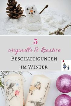 5 kreative Beschäftigungen im Winter: Spiel und Spaß mit Kindern für drinnen