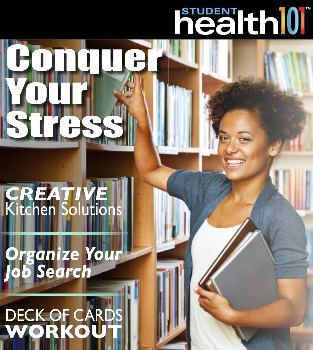 January 2014 issue! StudentHealth101 Students health