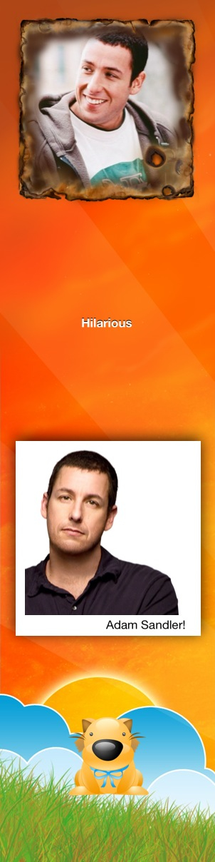 Pin de ANGRY BURN iPhone App en Adam Sandler by Angry Burn ...