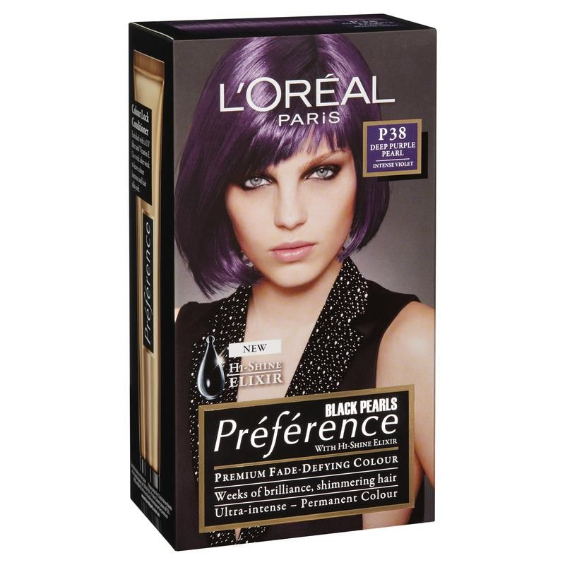 Loreal Feria Power Violet Google Search Shades Of Hair Color