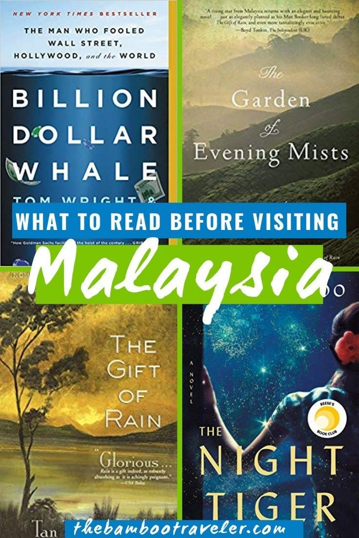 10 Best Books About Malaysia Read Before You Go is part of Travel book, Good books, What to read, Books, Reading, Book set - Looking for the best books set in Malaysia to read before your trip  Here's a list of the 10 best fiction and nonfiction books about Malaysia
