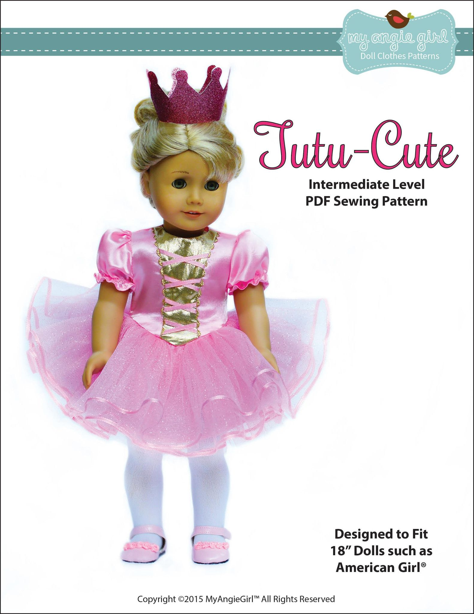 Tutu Cute Story Book Dress-Up Costume Dress 18