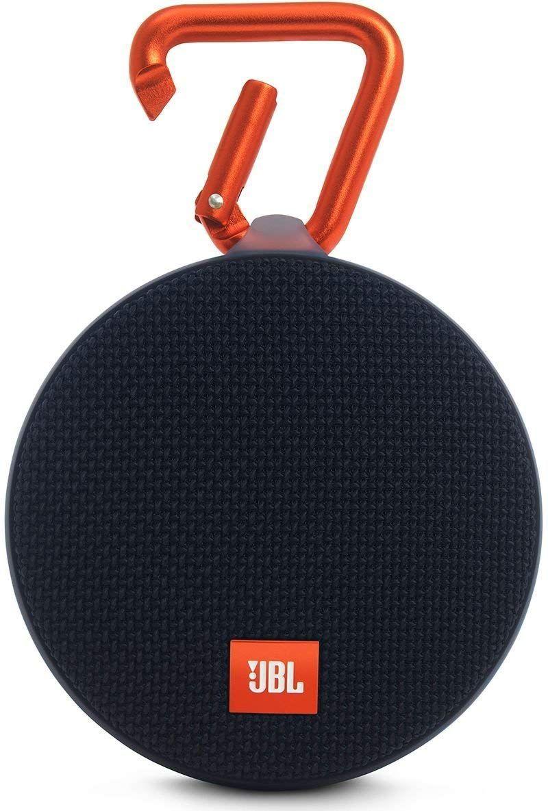 Jbl Clip 2 Wasserdichter Tragbarer Wiederaufladbarer Lautsprecher