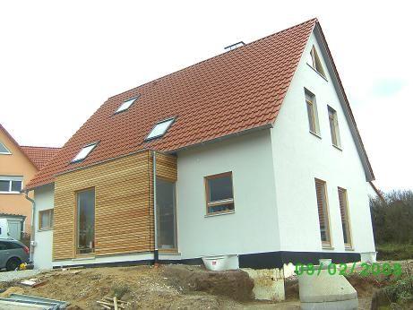 Windfang Holz