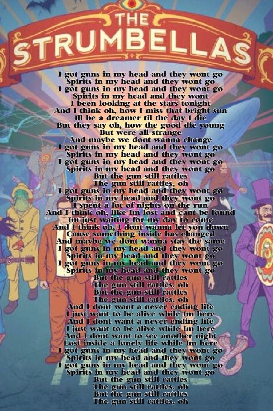 spiritsthe strumbellas  music quotes favorite lyrics