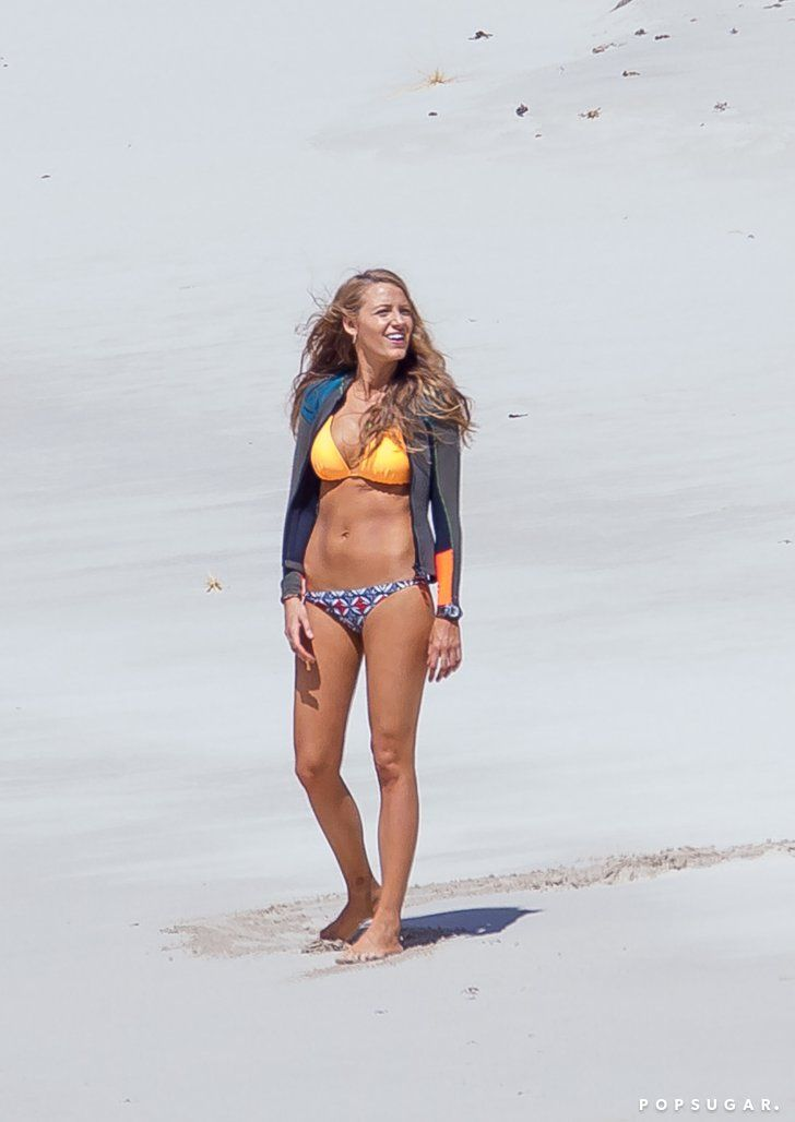 Pin for Later: Blake Lively Shows Off Her Insanely Hot Bikini Body