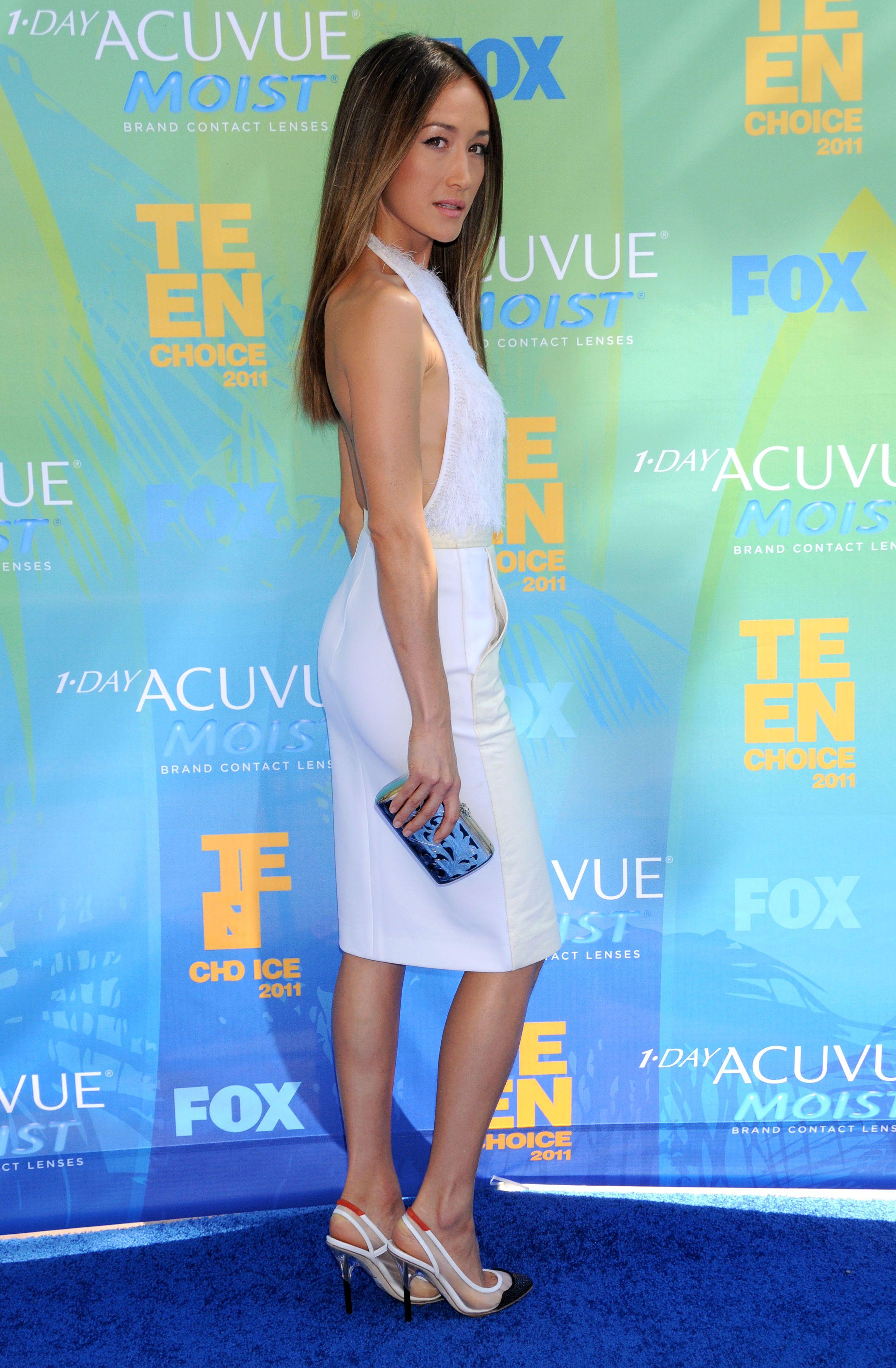 Maggie Q. Asian CelebritiesStyle IconsPublic