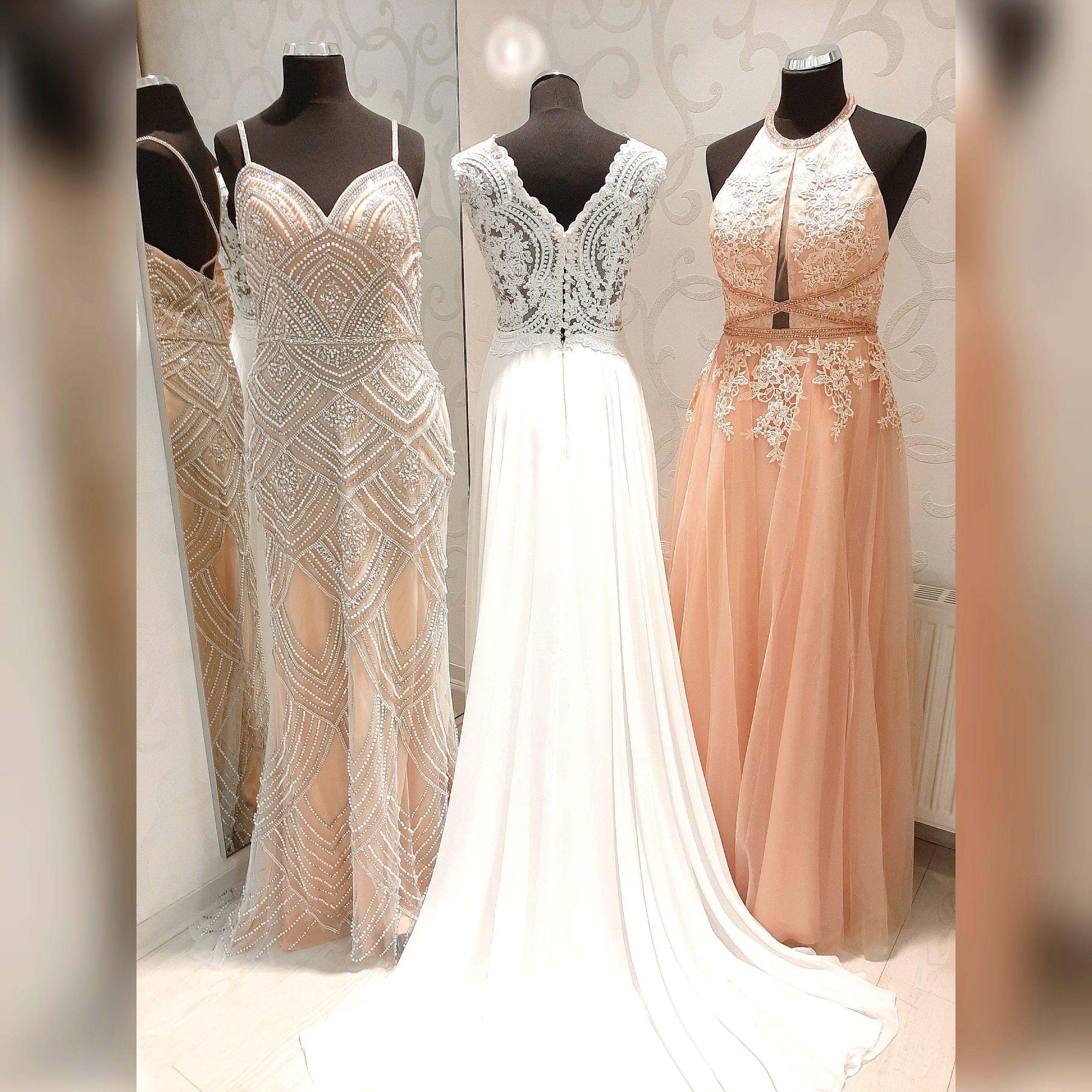 Brautkleider Abendkleider - Traumhaft schön in 9  Abendkleid