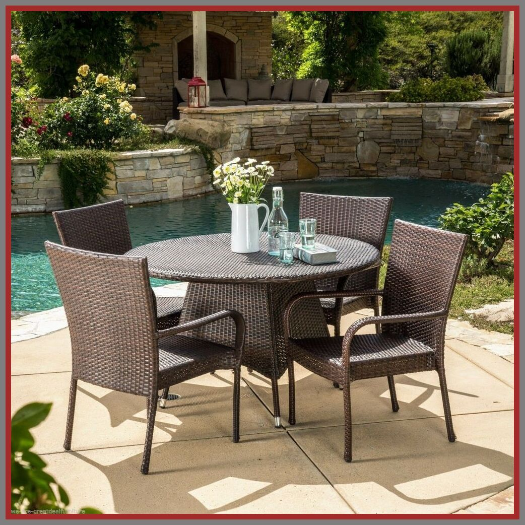 46 Reference Of Patio Furniture Wicker Set In 2020 Patio Dining Furniture Patio Furniture Dining Set Outdoor Wicker Patio Furniture
