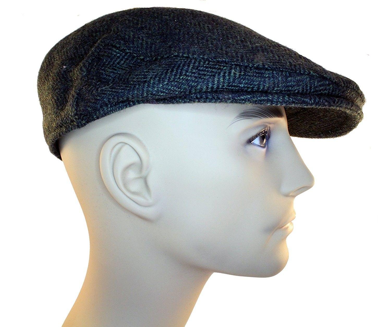 2c7af3a5e Hats & Caps, Men's Hats & Caps, Newsboy Caps,Irish Tweed Flat Cap ...