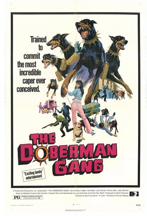 Doberman Gang Doberman Gang Dog Films