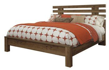 Mobili Camera Da Letto Vintage : Signature design by ashley b36956 cinrey vintage panel footboard