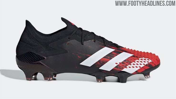 All New Adidas Predator 20 Low Boots Released Footy Headlines In 2020 Soccer Boots Predator Boots Predator Football Boots