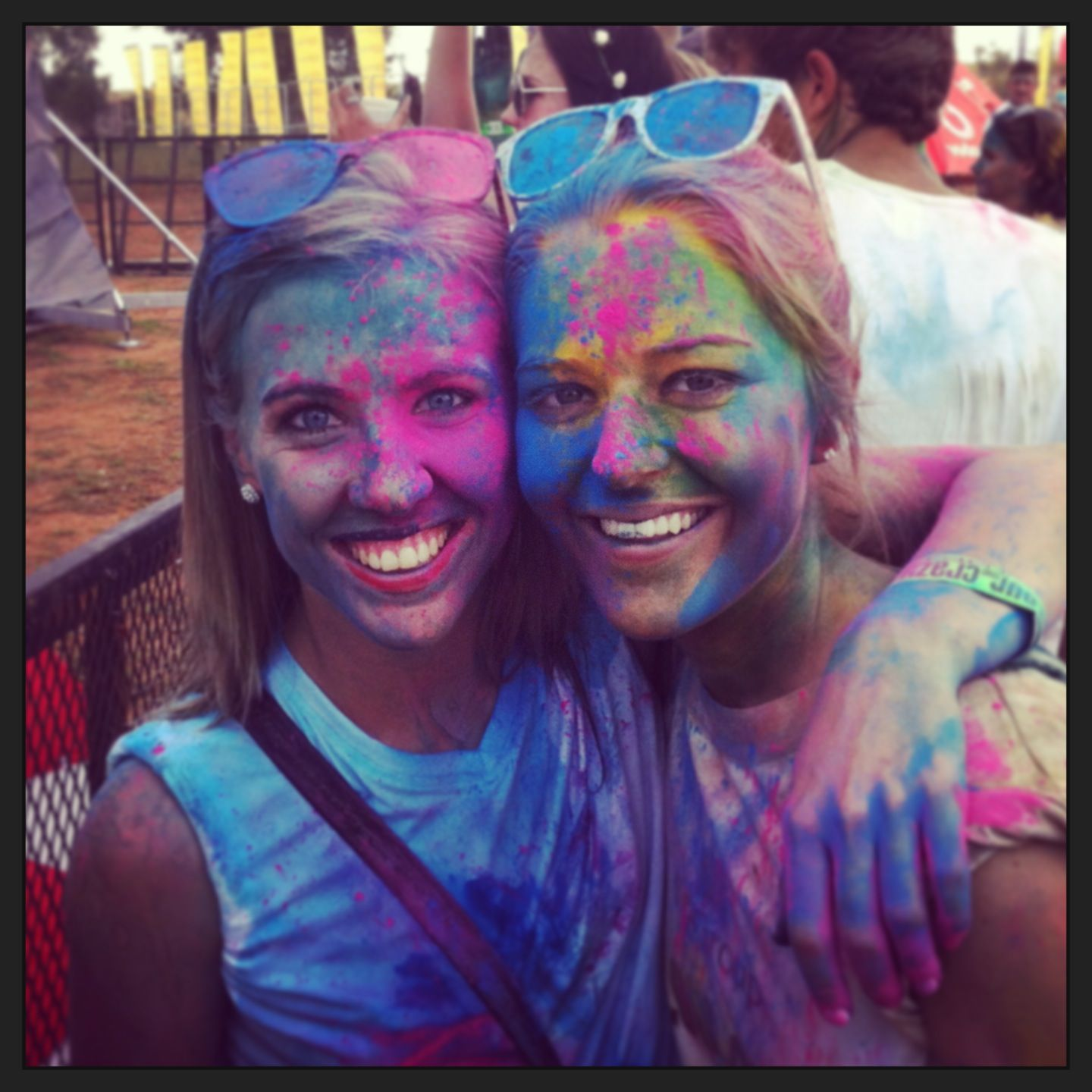 Colour Run, Bloemfontein, South Africa