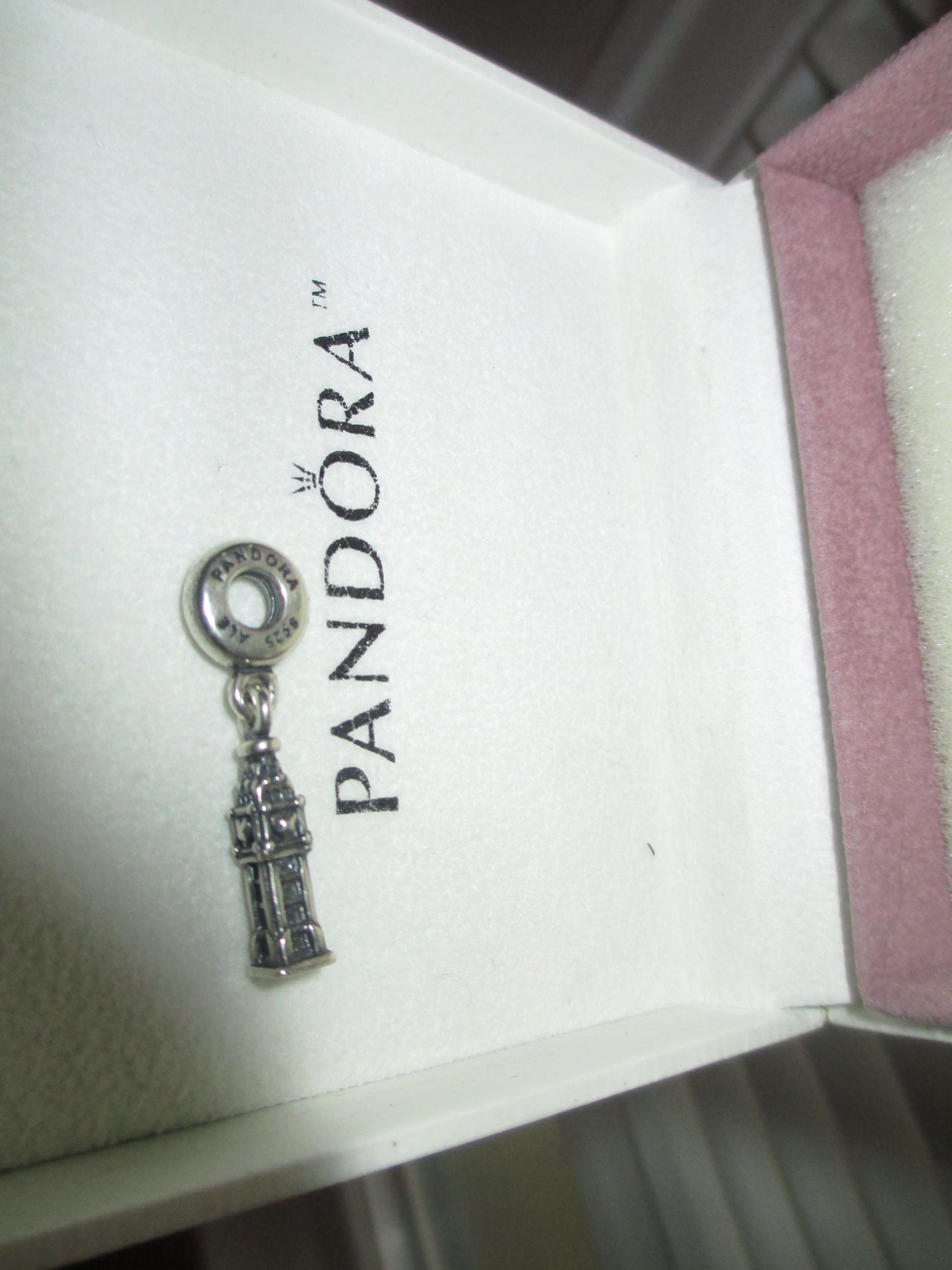 15b7f7669 Pandora Big Ben London Sterling Silver Charm 791080 New Retired. Get the  lowest price on