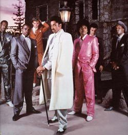 morris day and the time discography
