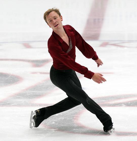 Ross Miner,Men's free at U.S. International Classic 2014, Men's Figure Skating / Ice Skating dress inspiration for Sk8 Gr8 Designs.