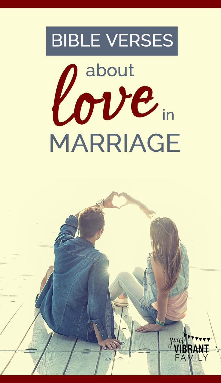 Bible Quotes For Wedding Encouraging Bible Verses About Love In Marriage  Wedding Bible