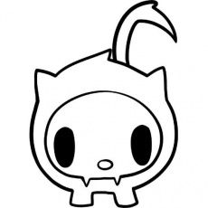 Tokidoki Da Stampare Disegni Da Colorare Gratis Per Bambini In Hd Free Coloring Pages Coloring Pages Coloring Books