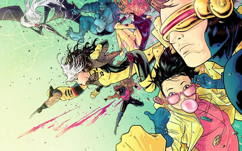 X-Men - Russell Dauterman