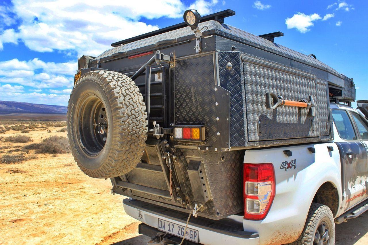Alu Cab Khaya Prime Camper Pickup Camper Slide In Camper Camper