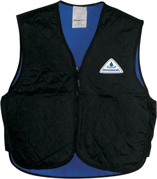 Ebay Advertisement Hyper Kewl Cooling Vest Black Medium With