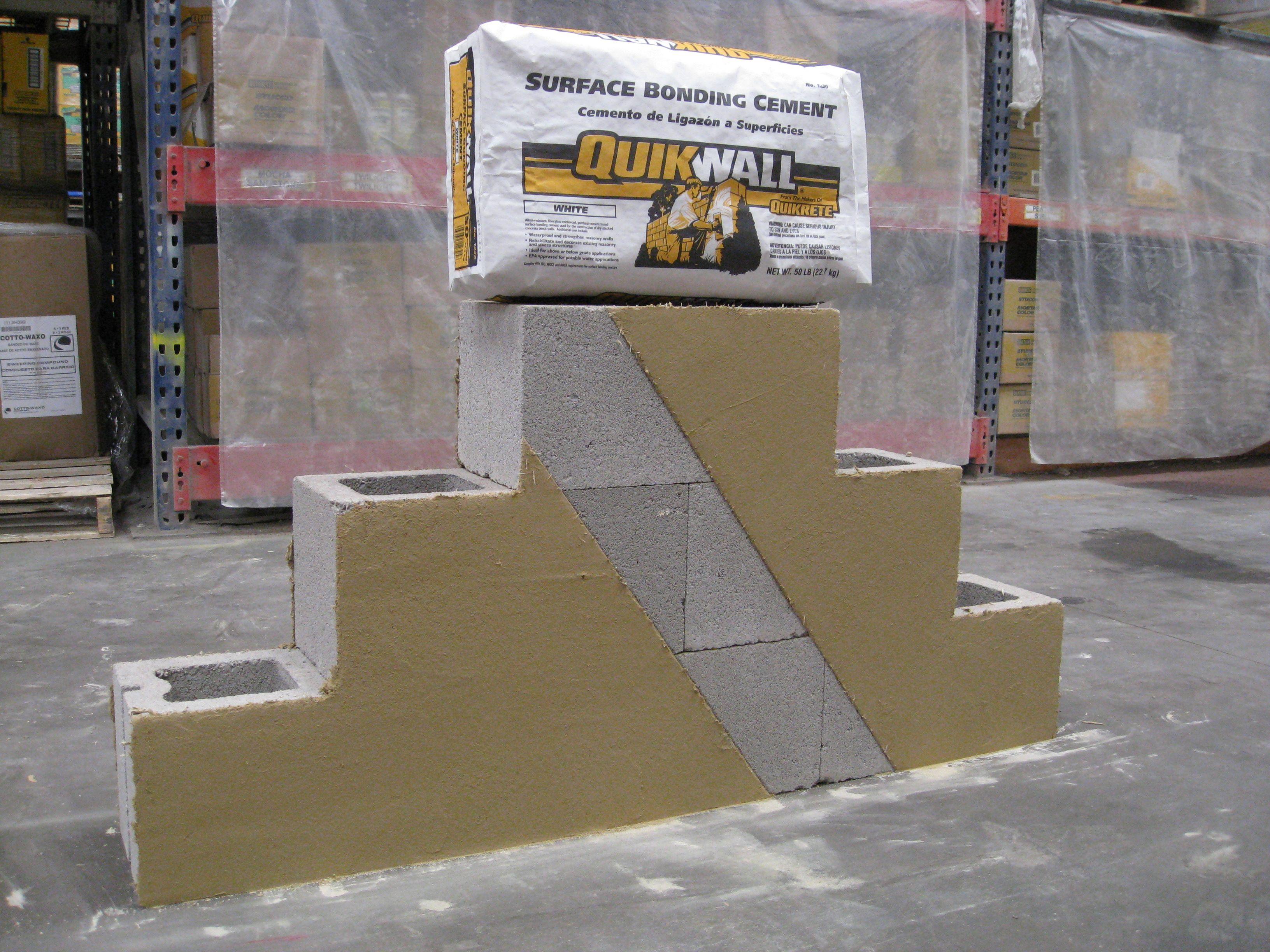How To Build An Easy Block Garden Retaining Wall Without Mortar Concrete Block Wall Garden Retaining Wall