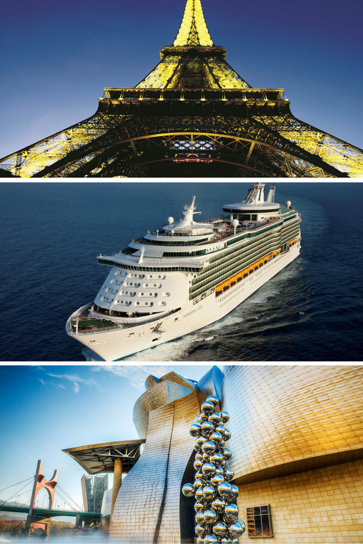 Amazing Royal Caribbean deal France & Space, 6night, EX