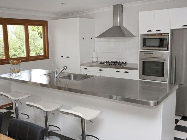stainless steel countertops pros and cons - newcountertop