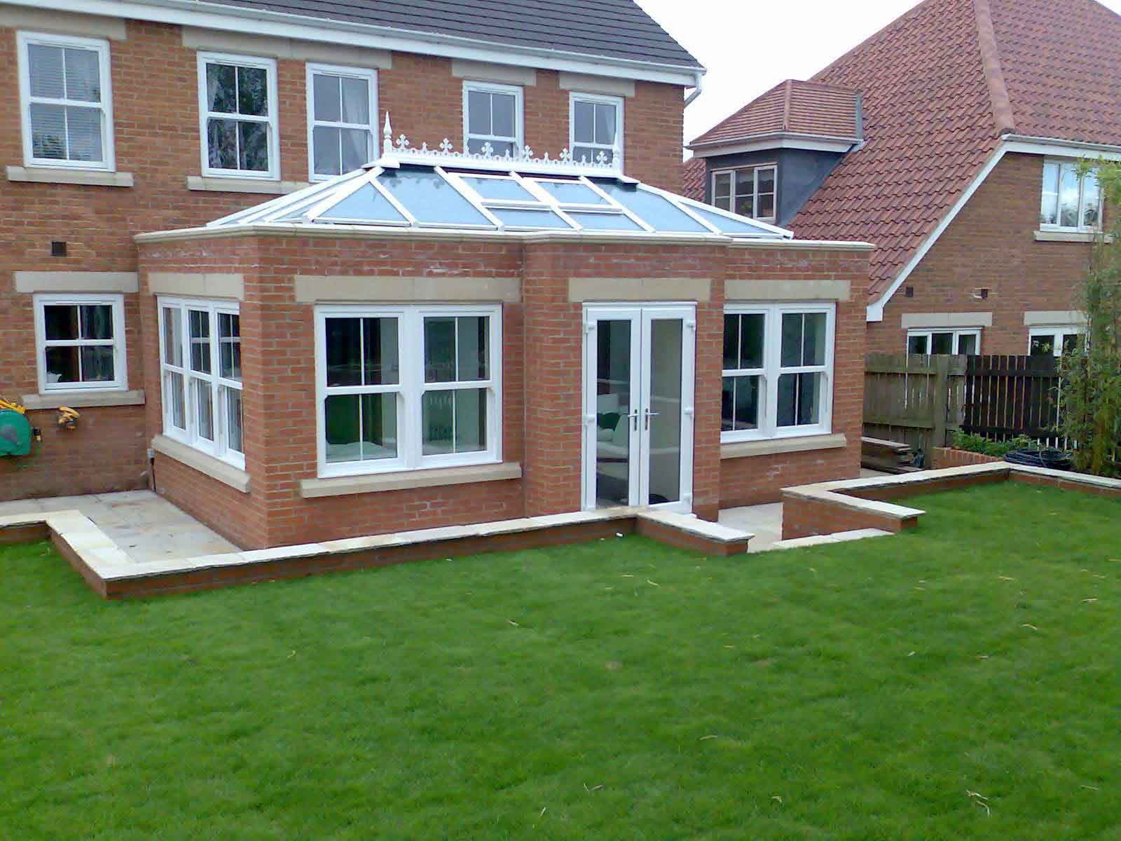 Conservatories concept windows and conservatories essex - Solid Roof Edwardian Conservatories Guardian Warm Roof Conservatories From Permaframe Home Pinterest Extensions Extension Ideas And House