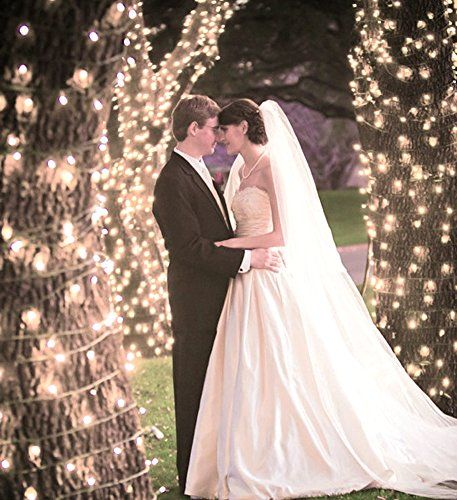Romanlights Led Decorative String Lights Wedding Lights with 100 Bright White LED Beads Nice Home and Garden Starry String Lights Party Lights with 8 Flash Settings Roman Lights http://www.amazon.com/dp/B01A8E7GZY/ref=cm_sw_r_pi_dp_SLl6wb10DYBFH