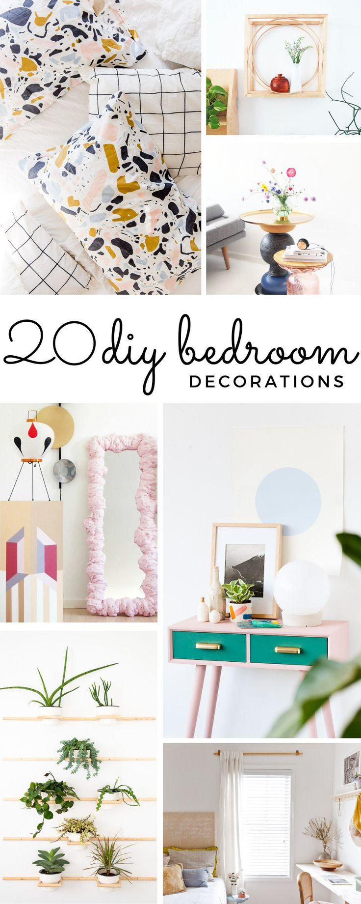 17 home decor for cheap diy bedrooms ideas