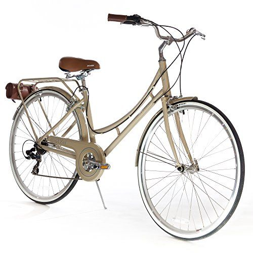 Xds Bike Co Women S Nadine 7 Speed Aluminum City Bike Vanilla