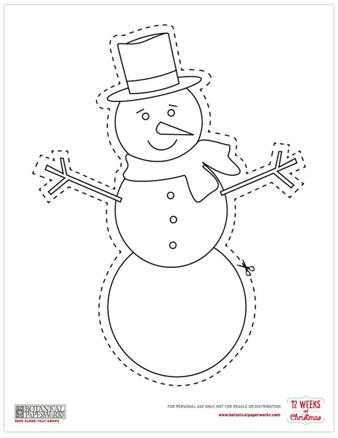 photo relating to Christmas Cutouts Printable identified as free of charge printables Xmas Coloring Cutouts Free of charge