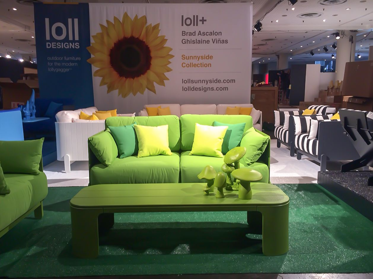Pin By Loll Designs On Sunnyside Collection Loll Designs Modern Outdoor Furniture Outdoor Couch