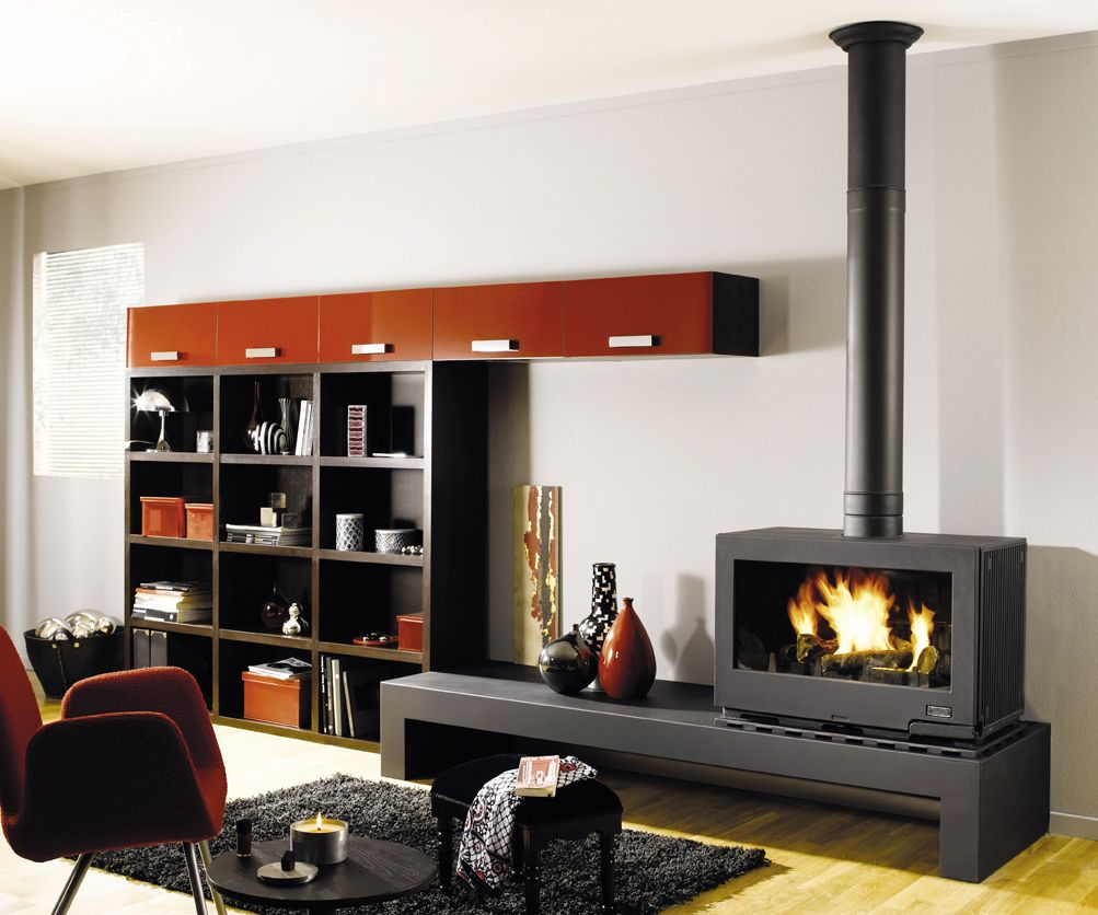 Www Cheminées Philippe Com Freestanding Fire By Cheminees Philippe The Horama Now Available