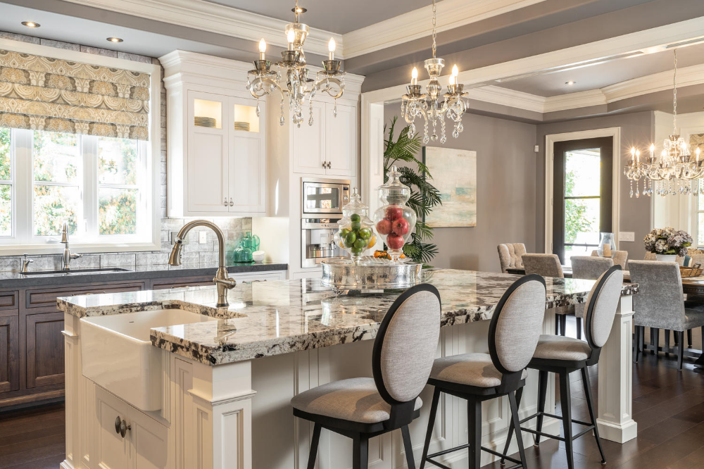 Aurora Ontario By Fairgate Homes, Kitchen Cabinets Aurora Ontario