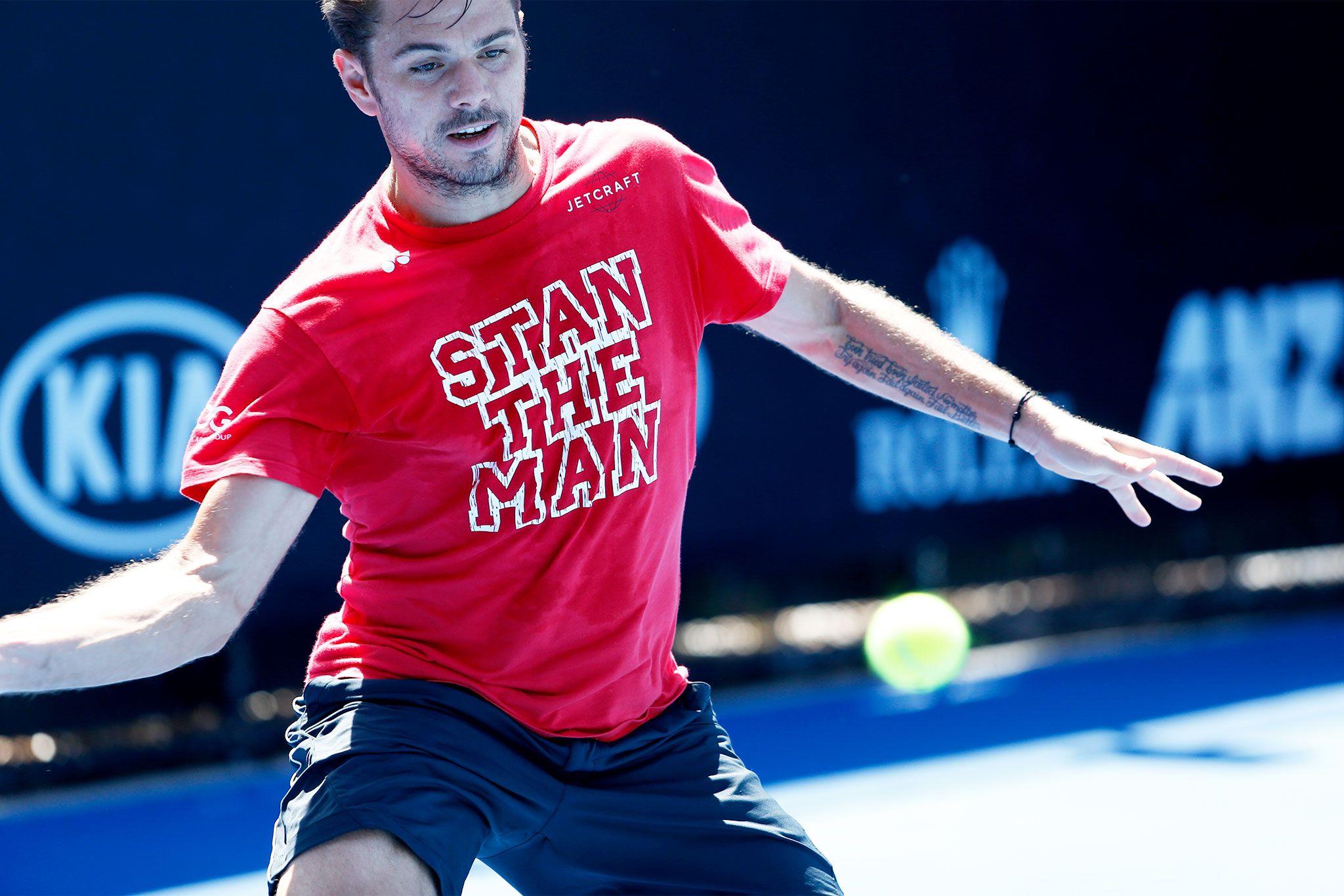 StanTheMan Wawrinka StanWawrinka tennis Stan