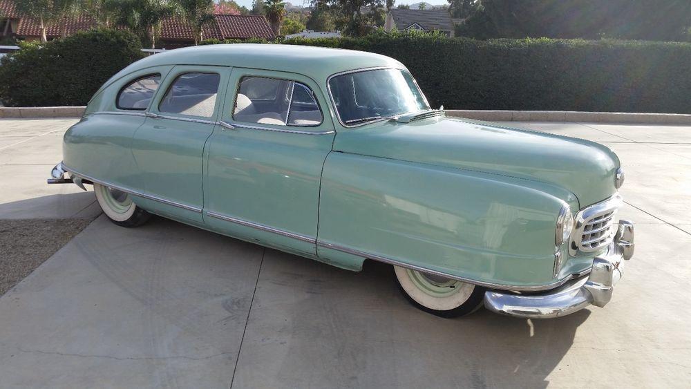 1950 Nash 400 Series AirFylte | eBay Motors, Cars & Trucks, Nash ...
