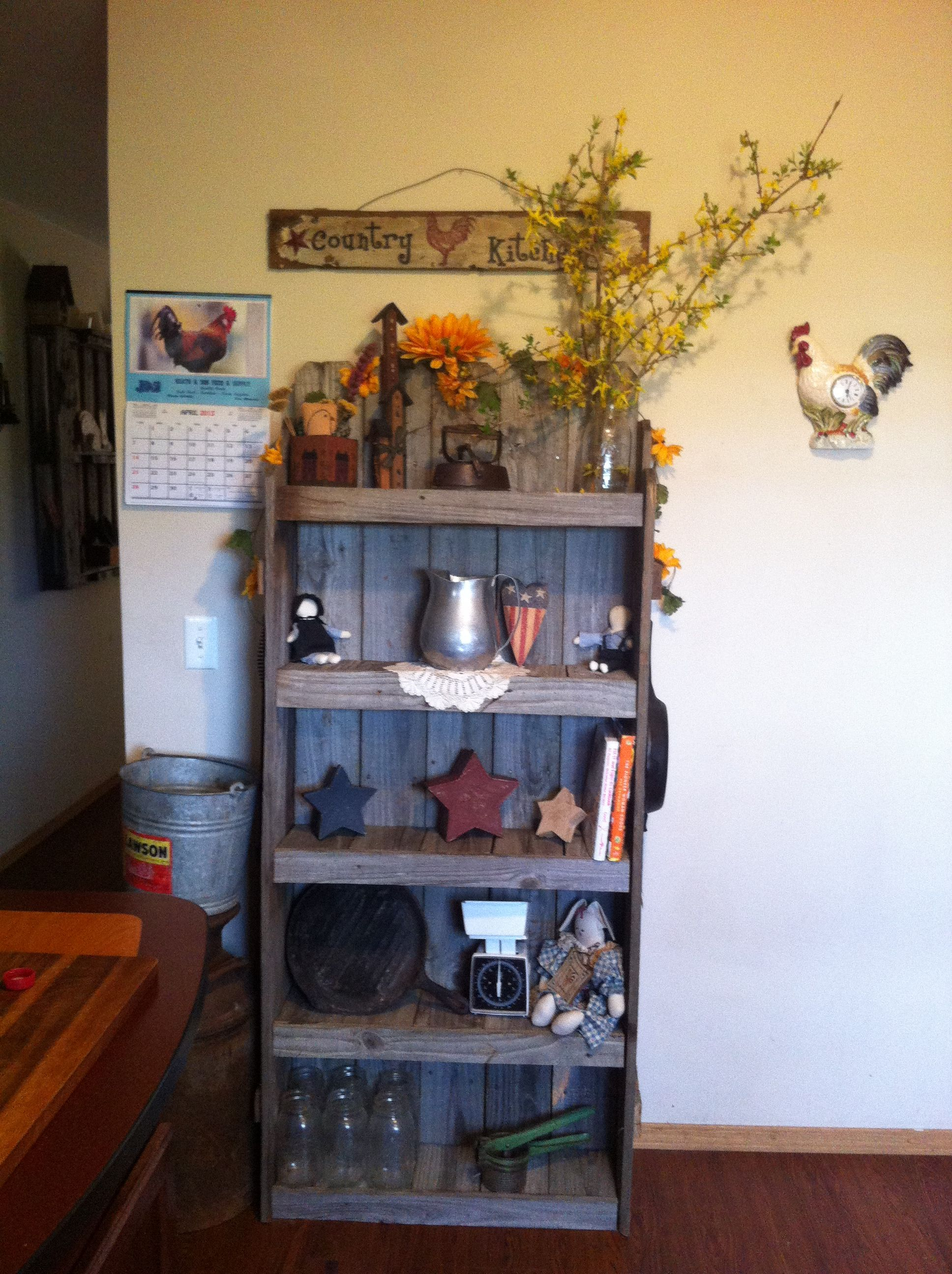 country shelves for kitchen buffet ikea done pinterest kitchens primitive