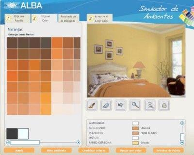 Decorar usando un simulador de ambientes ideas para el for Simulador decoracion interiores