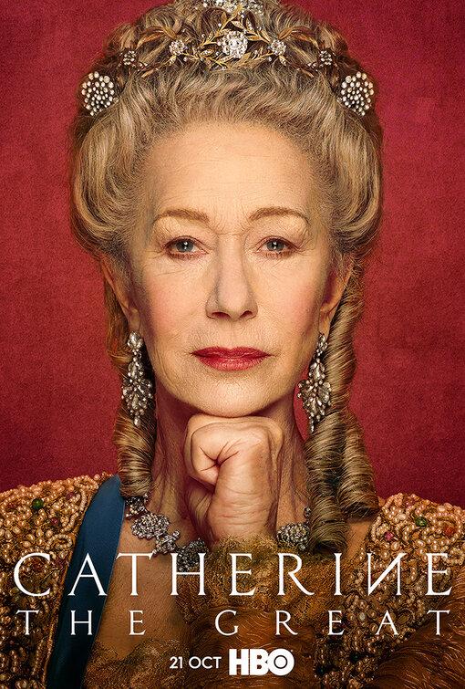 Catherine The Great Tv Poster 2 Of 2 Imp Awards Catherine Helen Mirren