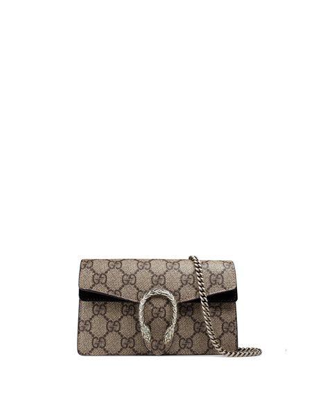 73355a03f26 Dionysus GG Supreme Super Mini Bag Guccihandbags Gucci handbags